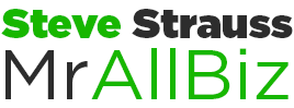 MrAllBiz - The Official Site of Steve Strauss